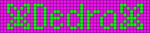 Alpha pattern #2157