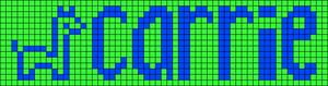 Alpha pattern #2161