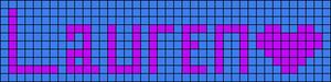 Alpha pattern #2171