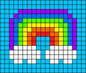 Alpha pattern #2179