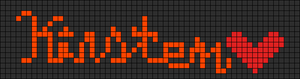 Alpha pattern #2189