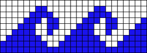 Alpha pattern #2190