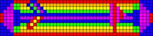 Alpha pattern #2207