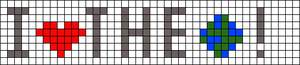 Alpha pattern #2221