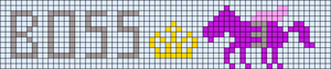 Alpha pattern #2223