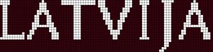 Alpha pattern #2226