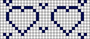 Alpha pattern #2233