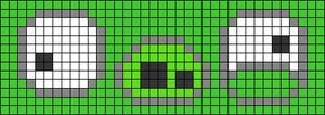 Alpha pattern #2234