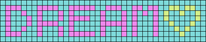 Alpha pattern #2237