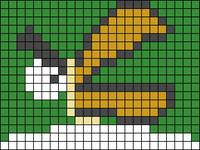 Alpha pattern #2243