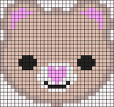 Alpha pattern #2252