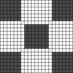 Alpha pattern #2253