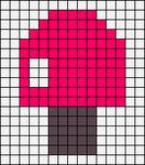 Alpha Friendship Bracelet Pattern #2263