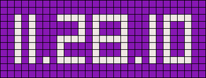 Alpha pattern #2264
