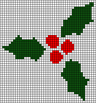 Alpha Friendship Bracelet Pattern #2266