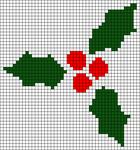Alpha pattern #2266