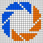 Alpha pattern #2268