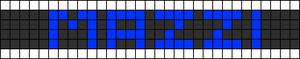 Alpha pattern #2289