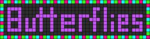 Alpha pattern #2295
