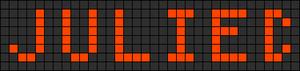 Alpha pattern #2296