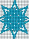 Alpha pattern #2305