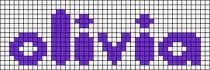 Alpha pattern #2338