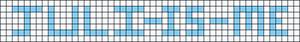 Alpha pattern #2343