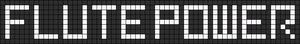 Alpha pattern #2345