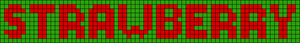 Alpha pattern #2351