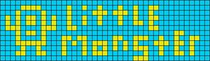 Alpha pattern #2352