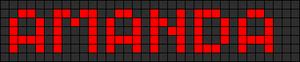 Alpha pattern #2361