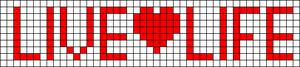 Alpha pattern #2369