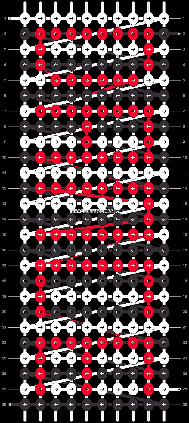 Alpha pattern #2379 pattern