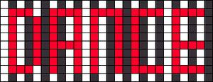 Alpha pattern #2379