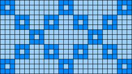 Alpha pattern #2380