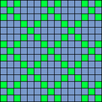 Alpha pattern #2384