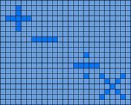 Alpha pattern #2405