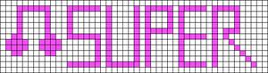 Alpha pattern #2406
