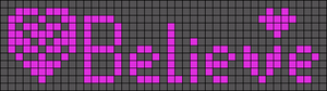 Alpha pattern #2420