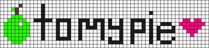 Alpha pattern #2437