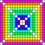 Alpha pattern #2438