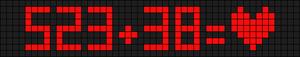 Alpha pattern #2442