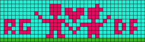 Alpha pattern #2449