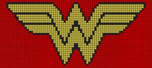 Alpha pattern #2455