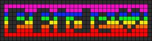 Alpha pattern #2456