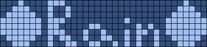 Alpha pattern #2457