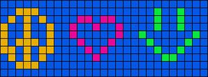 Alpha pattern #2459