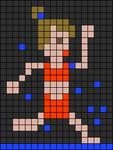 Alpha pattern #2462