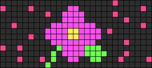 Alpha pattern #2463