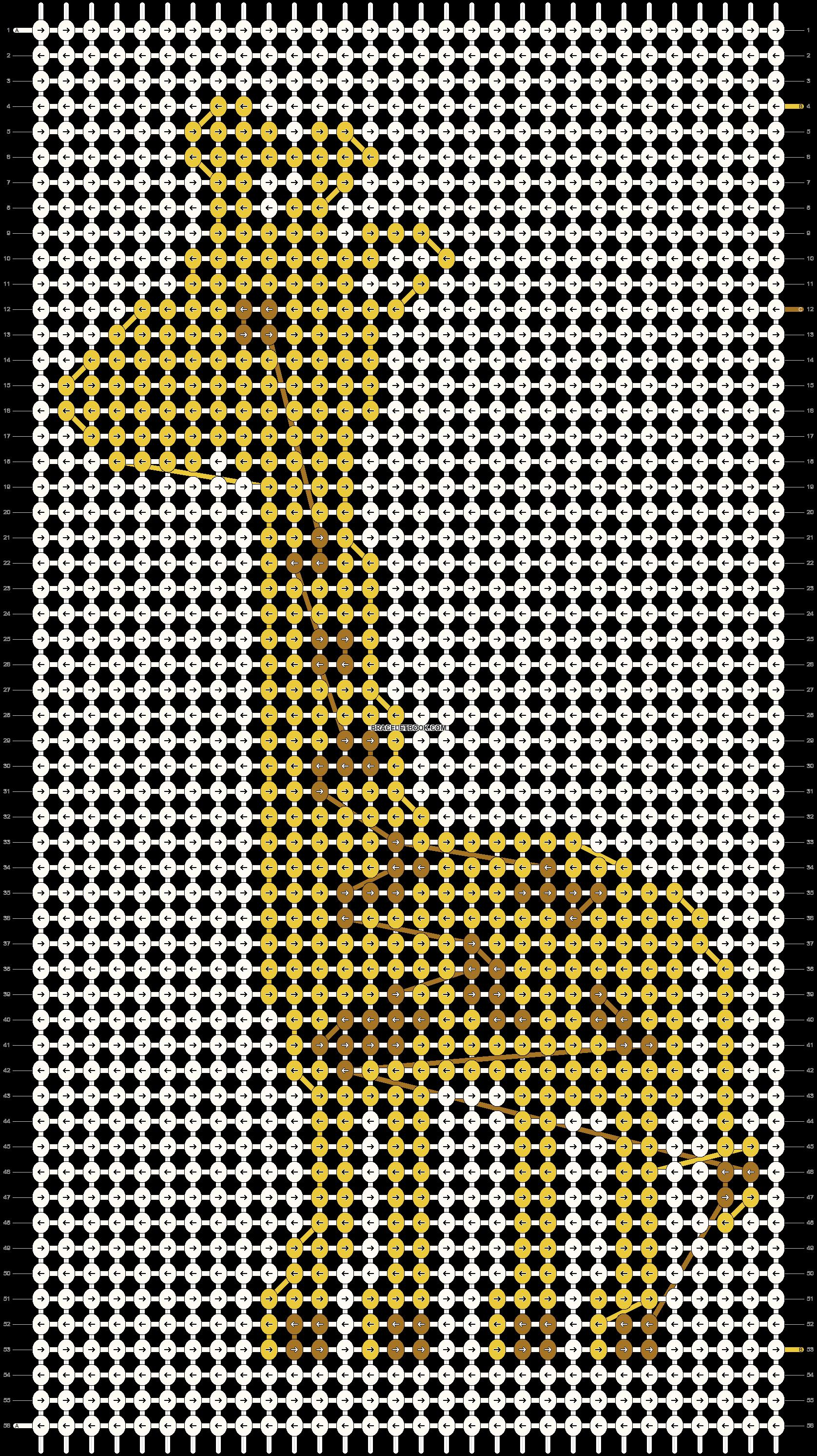 Alpha pattern #2465 pattern